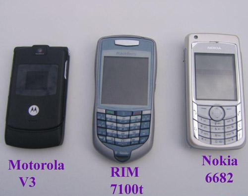 """Điện thoại nào """"làm mưa, làm gió"""" 10 năm trước - 4"""