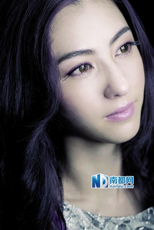 """Vẻ đẹp lai ấn tượng của Trương Bá Chi thuở """"son rỗi"""" - 3"""