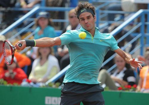 Federer – Gimeno Traver: Khó khăn hơn dự tính (TK Istanbul) - 1