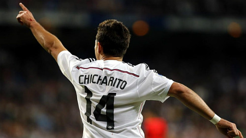 Chicharito khen Ancelotti giống Sir Alex - 1