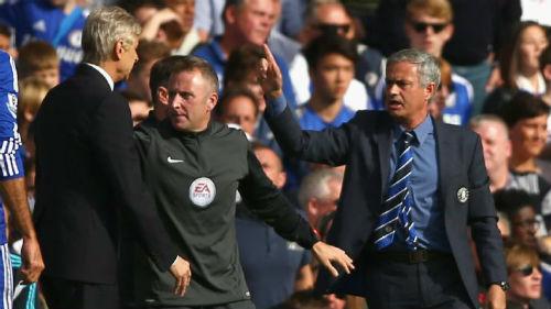 Wenger chỉ trích Mourinho thiếu tôn trọng bề trên - 1