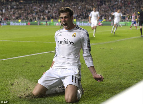 Siêu đội hình MU mùa tới: Bale hộ công Rooney - 3