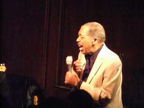 Giọng ca huyền thoại Ben E. King qua đời ở tuổi 76 - 1