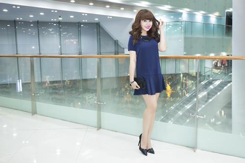 Lưu Thiên Hương và gu thời trang ngấp nghé tứ tuần - 16