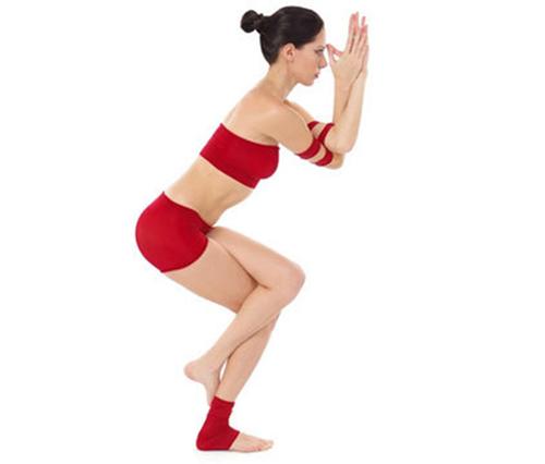 Giảm cân với 5 bài tập yoga tại nhà - 2