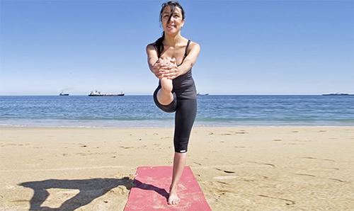 Giảm cân với 5 bài tập yoga tại nhà - 4