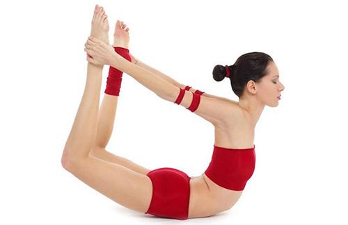 Giảm cân với 5 bài tập yoga tại nhà - 3
