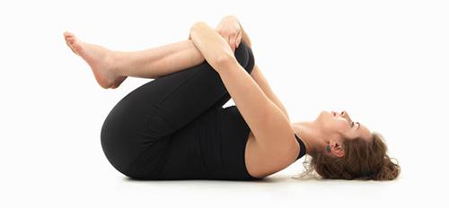 Giảm cân với 5 bài tập yoga tại nhà - 5