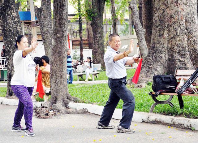 Bộ ảnh: Sống chậm giữa Sài Gòn nhanh - 6