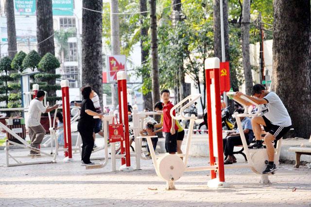 Bộ ảnh: Sống chậm giữa Sài Gòn nhanh - 12