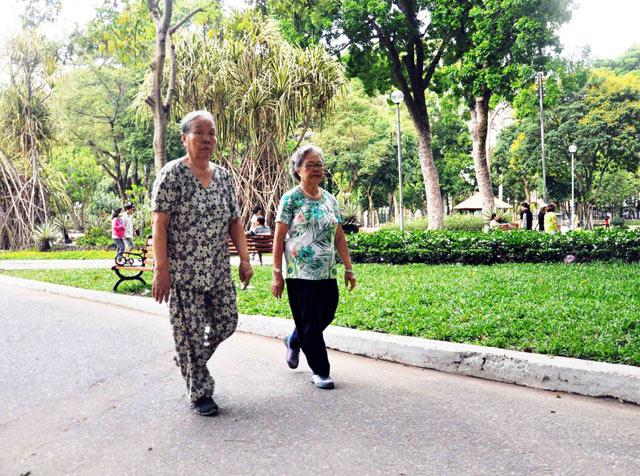 Bộ ảnh: Sống chậm giữa Sài Gòn nhanh - 13