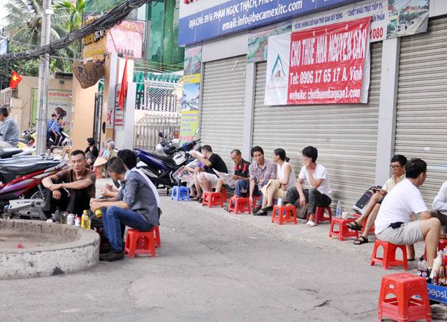 Bộ ảnh: Sống chậm giữa Sài Gòn nhanh - 20