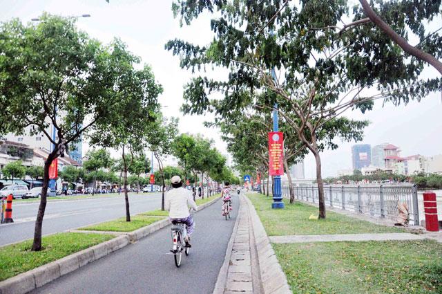 Bộ ảnh: Sống chậm giữa Sài Gòn nhanh - 24