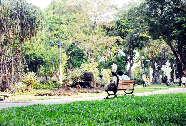 Bộ ảnh: Sống chậm giữa Sài Gòn nhanh - 26