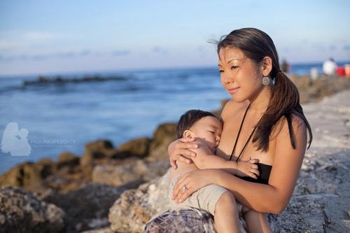 15 bức ảnh mẹ cho con bú khiến ai cũng mê đắm - 8