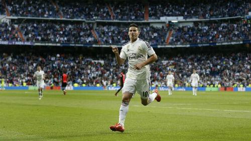 Sevilla - Real: Carletto đã lầm to về James - 2