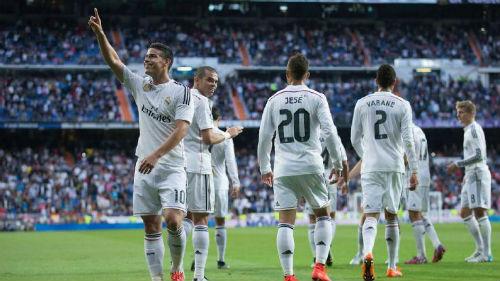 Sevilla - Real: Carletto đã lầm to về James - 1