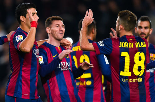 """Cordoba – Barca: Lên dây cót chờ """"Hùm xám"""" - 1"""