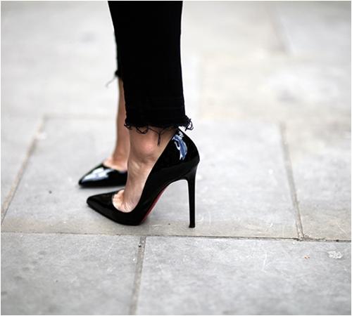6 kiểu giày mọi cô nàng công sở cần có - 4