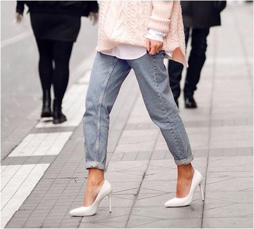 6 kiểu giày mọi cô nàng công sở cần có - 6