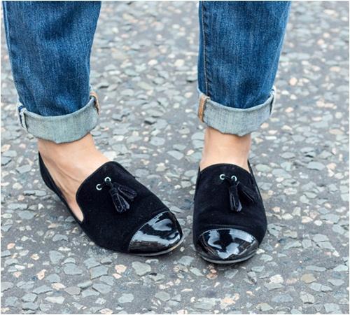 6 kiểu giày mọi cô nàng công sở cần có - 17