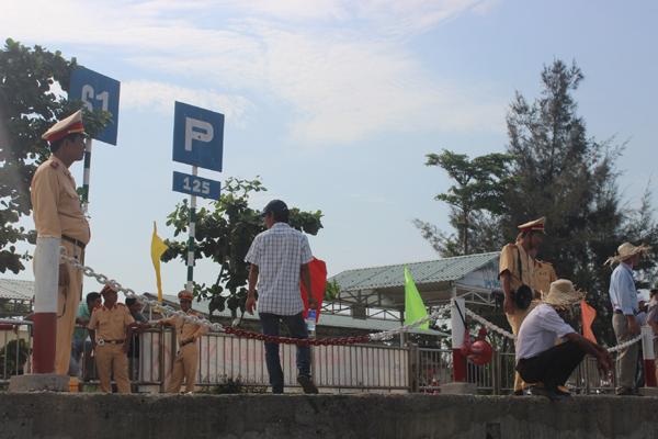 Chùm ảnh: Đảo Cù Lao Chàm hút du khách dịp nghỉ lễ - 5