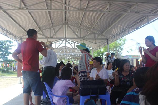 Chùm ảnh: Đảo Cù Lao Chàm hút du khách dịp nghỉ lễ - 3