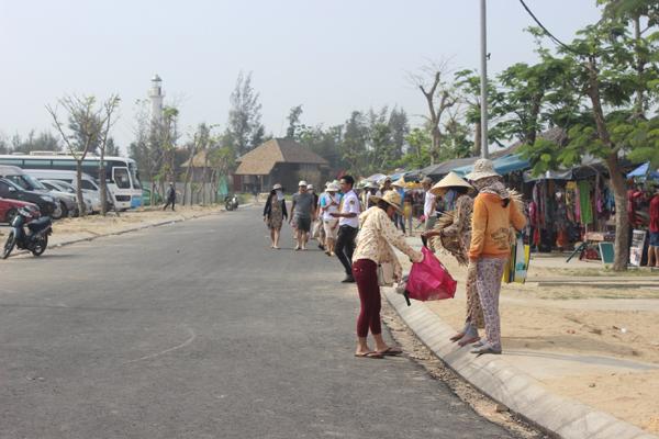 Chùm ảnh: Đảo Cù Lao Chàm hút du khách dịp nghỉ lễ - 10