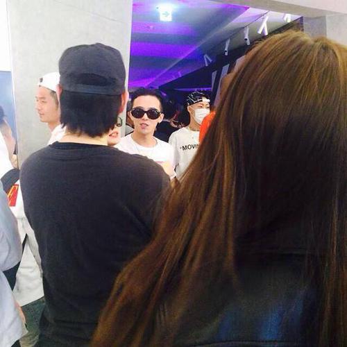 G-Dragon (Big bang) lại bị tung bằng chứng hẹn hò - 1