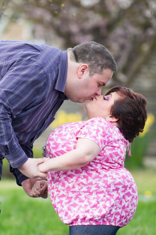 Cảm động đám cưới của cô gái bị bệnh xương thủy tinh - 6