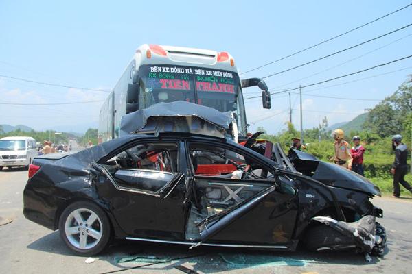 Vụ tai nạn thảm khốc ở Đà Nẵng: Khởi tố tài xế xe khách - 1