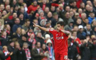 TRỰC TIẾP Liverpool - QPR: Gerrard chuộc lỗi (KT) - 3