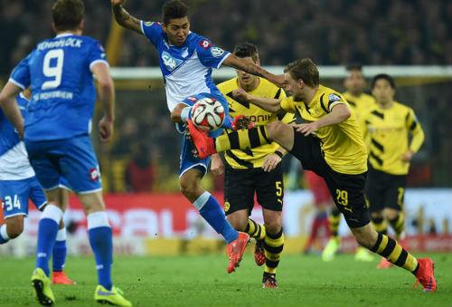 Hoffenheim - Dortmund: Kẻ tám lạng, người nửa cân - 1