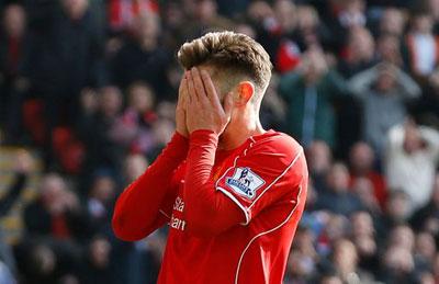 TRỰC TIẾP Liverpool - QPR: Gerrard chuộc lỗi (KT) - 4