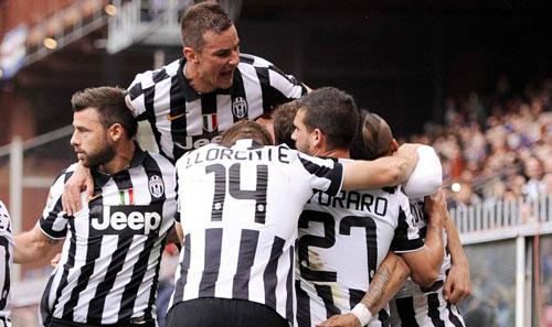 Sampdoria - Juventus: Xin chào nhà Vua - 1