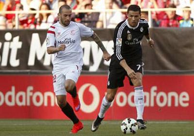 TRỰC TIẾP Sevilla - Real: Sức ép khủng khiếp (KT) - 3
