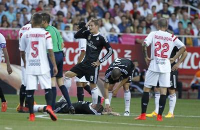 TRỰC TIẾP Sevilla - Real: Sức ép khủng khiếp (KT) - 4