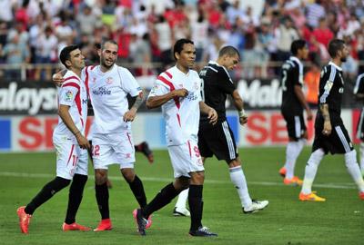 TRỰC TIẾP Sevilla - Real: Sức ép khủng khiếp (KT) - 7