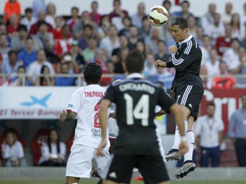 Sevilla - Real: Kéo sập pháo đài - 1
