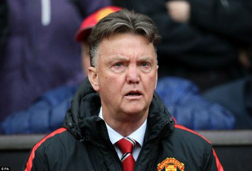 Lập kỷ lục buồn, Van Gaal đổ lỗi cho dứt điểm - 2