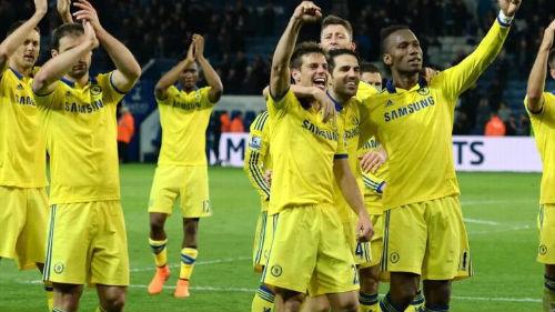 Chelsea - C.Palace: Một bước tới đỉnh vinh quang - 3
