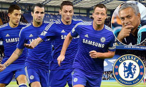 Chelsea - C.Palace: Một bước tới đỉnh vinh quang - 1