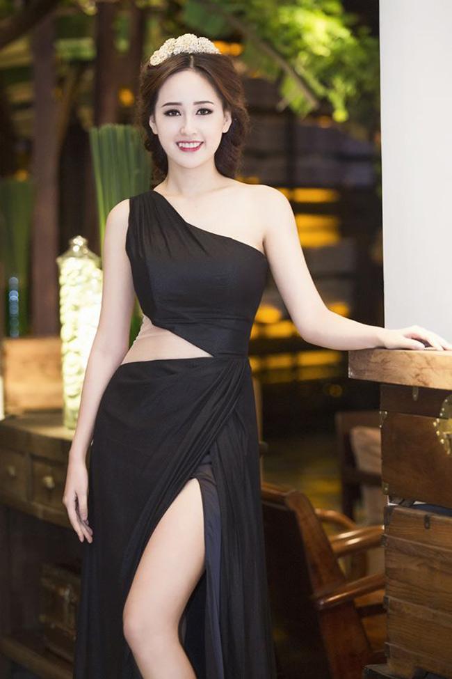 Mai Phương Thúy là một trong những hoa hậu gợi cảm bậc nhất trong lịch sử Hoa hậu Việt Nam. & nbsp;