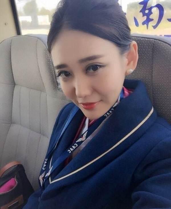 Vẻ đẹp ngọt ngào của mỹ nhân hàng không - 11