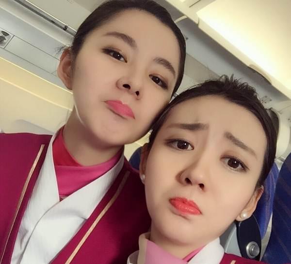 Vẻ đẹp ngọt ngào của mỹ nhân hàng không - 12