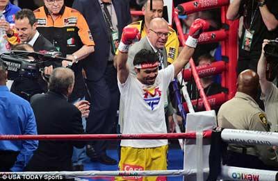 Mayweather - Pacquiao: Vô địch của mọi nhà vô địch - 15