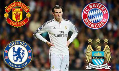 Bayern gia nhập tứ đại gia châu Âu giành Bale - 2