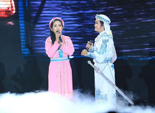 Hàng ngàn chiến sỹ nô nức cổ vũ liveshow Thanh Thúy - 10