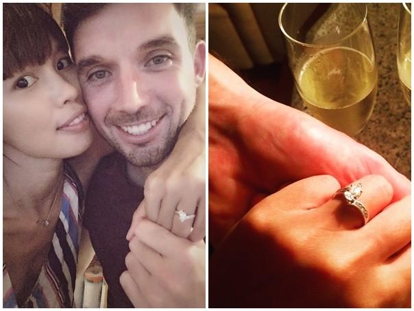 Hà Anh và bạn trai dành 1 năm chuẩn bị hôn lễ - 1