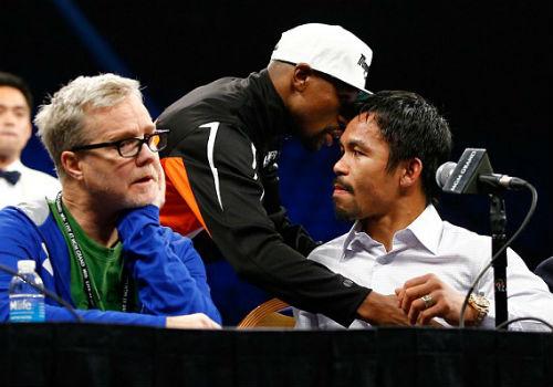 SỐC: Pacquiao bị chấn thương, Mayweather sắp về hưu - 1